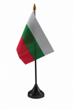 BULGARIA - Table Flag